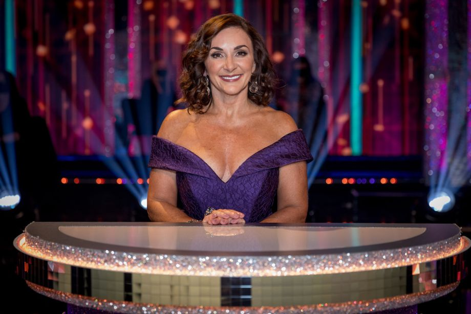Shirley Ballas BBC/Guy Levy