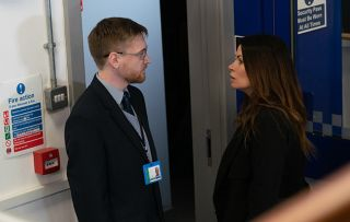 Coronation Street spoilers: Carla Connor deals with the aftermath of the factory collapse