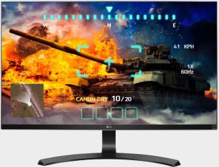 This LG 27-inch 4K FreeSync monitor is on sale for $269, its lowest price ever