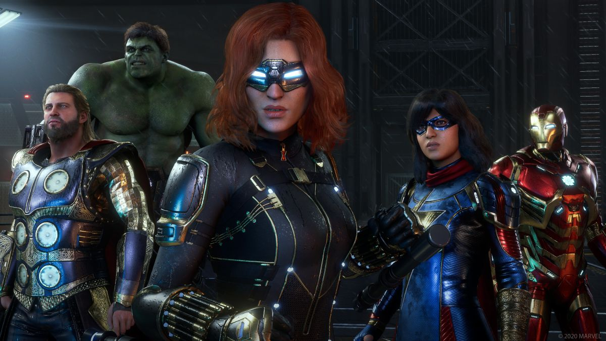 Marvel's Avengers game release date, news, trailers and impressions
