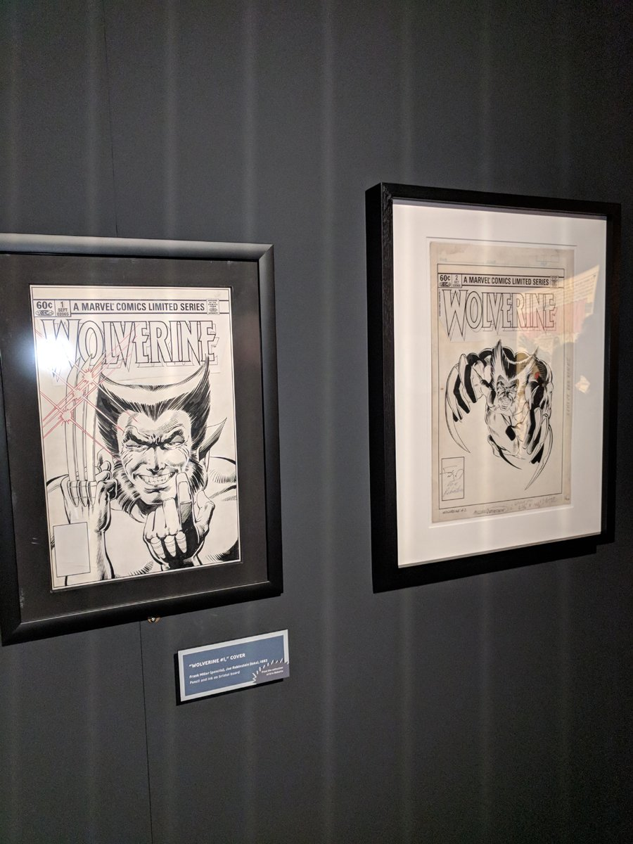 Why Marvel Fans Need To See The Marvel: Universe Of Superheroes Exhibit In Seattle #2470302