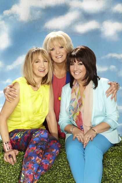 Jane, Sherrie & Carol: