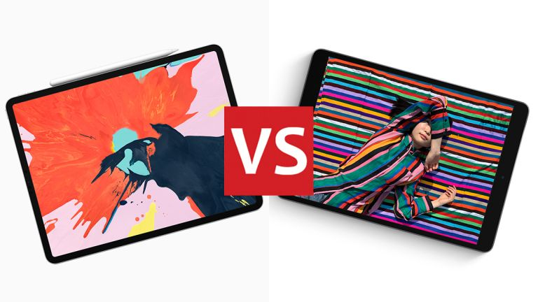 iPad Pro 2018 vs iPad Air 2019