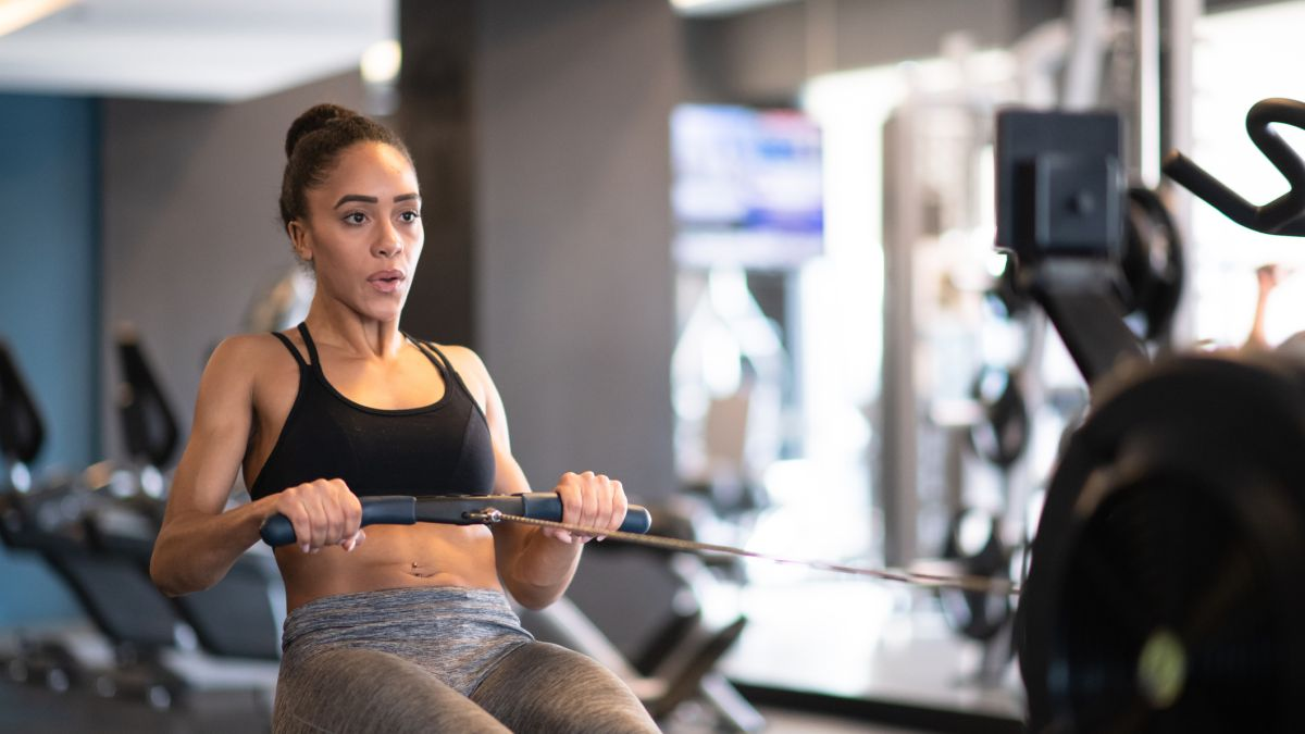 Waterrower cover image