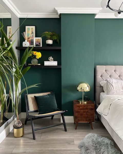 10 Men S Bedroom Ideas Simple Stylish Sophisticated And Not Just For Men Real Homes