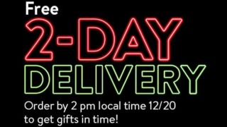 Last Day For Christmas Delivery Amazon And Walmart Deadlines And