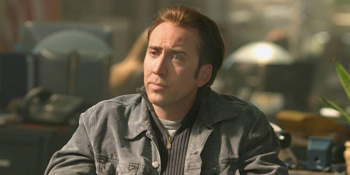 Nicolas Cage as Ben Gates in National Treasure