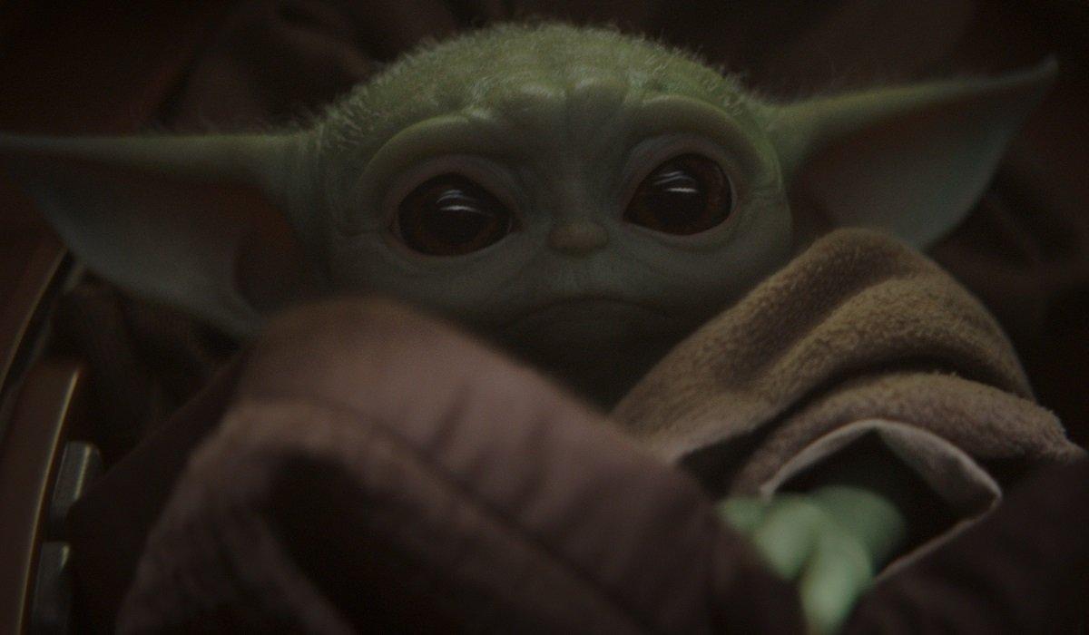 Baby Yoda The Mandalorian Star Wars
