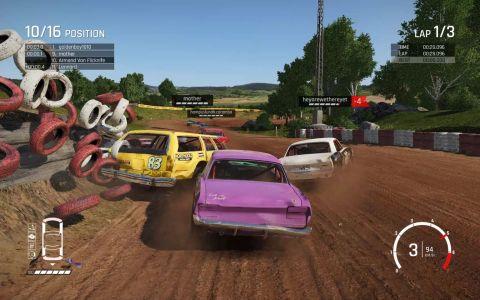 Wreckfest review | PC Gamer
