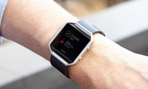 Fitbit Blaze Review: Big-Screen Fitness Tracker | Tom's Guide