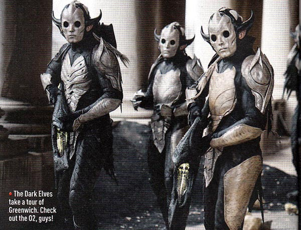 Thor The Dark World Empire Scan Dark Elves