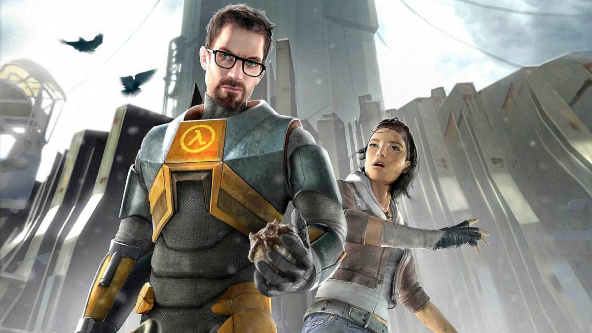 The best games Valve has ever made are now backwards compatible on Xbox One X