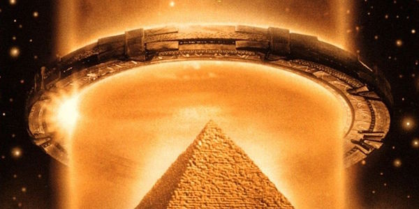 Stargate pyramid