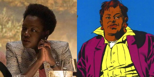 Amanda Waller is ruthless in whatever medium she is depicted in