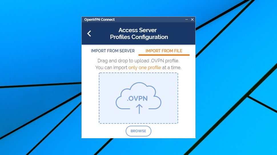 How to setup and use OpenVPN Connect | TechRadar
