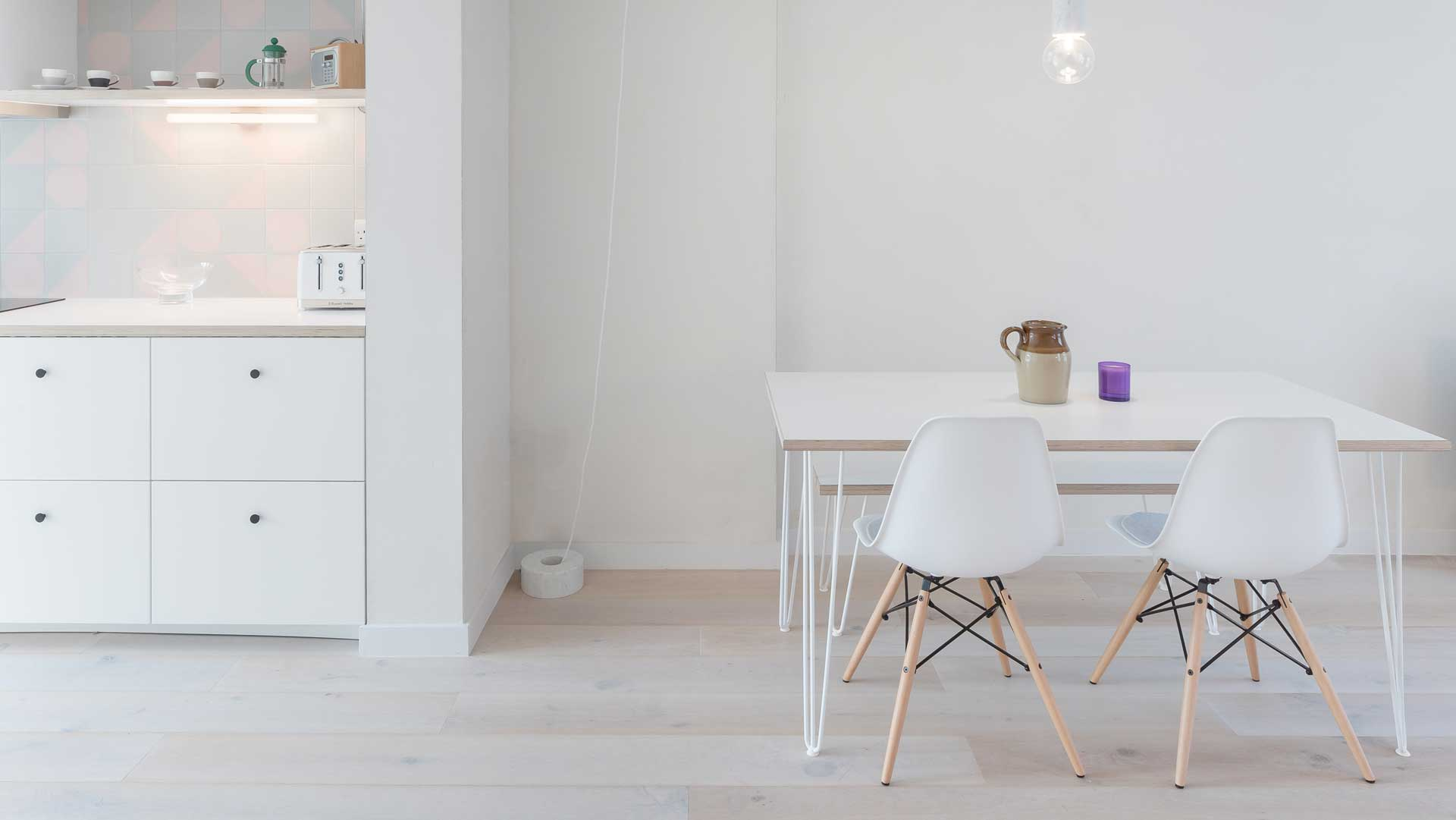 Design Project Living And Hosting Was Key In This Cool And Compact Apartment Livingetc