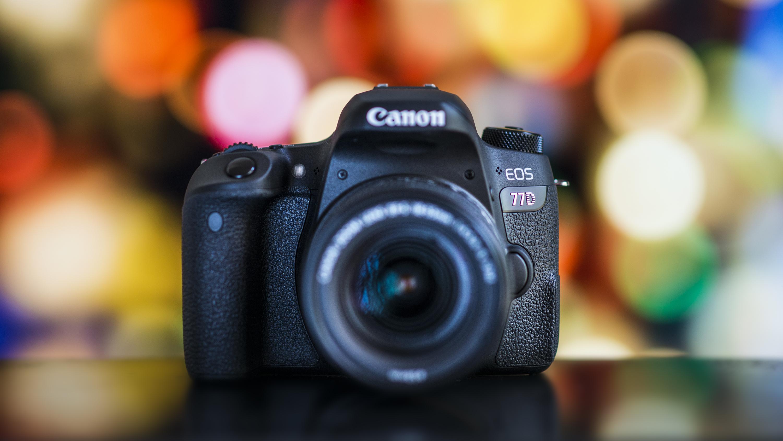 Canon Eos 77d Review Techradar 760d Body Only Wifi