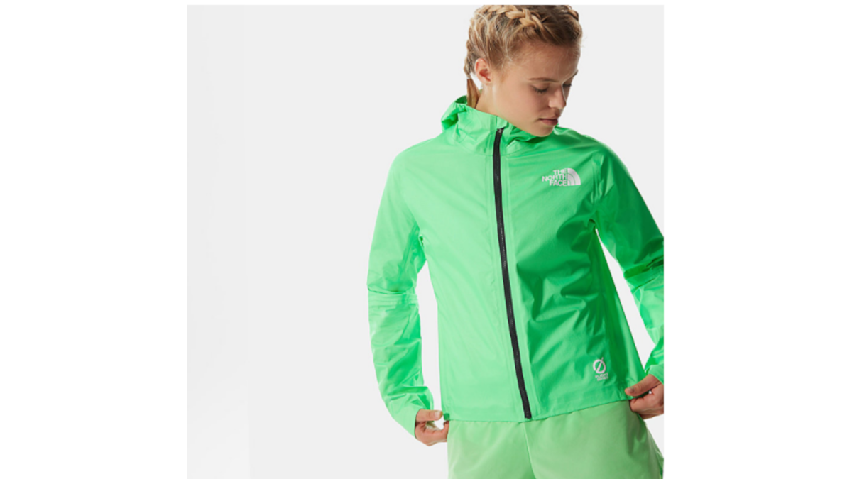 The North Face Lightriser Futurelight running jacket review: low maintenance, high protection