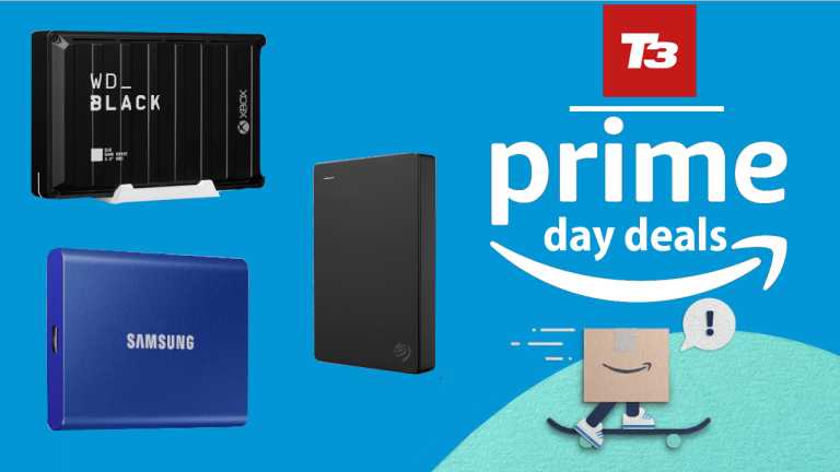 Amazon Prime Day HDD SSD deals