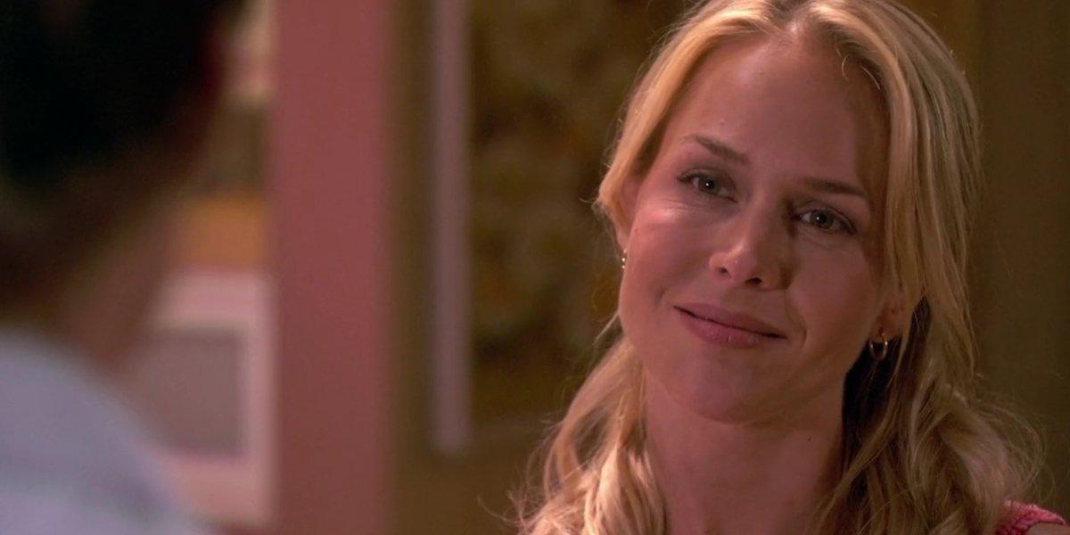 Julie Benz on Dexter