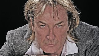 A portrait of Geoff Downes