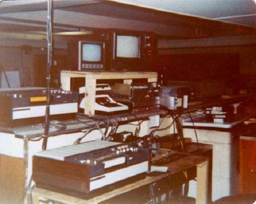 VFW Control Room