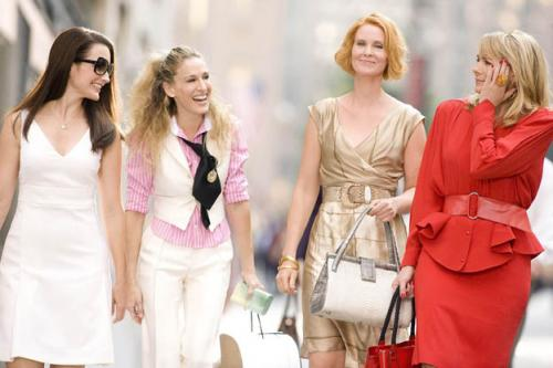 Sex and the City,Kristin Davis, Sarah Jessica Parker,Cynthia Nixon,Kim Cattrall