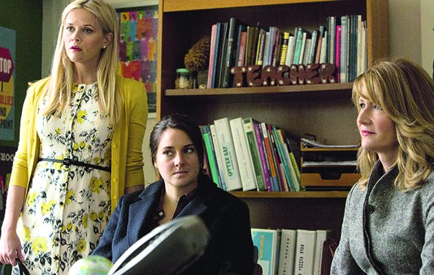 It's the second episode of this glossy US drama series, (Big Little Lies) but we're still no further forward in knowing the identity of the murder victim.