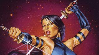 Joe Jusko's Marvel Masterpieces variant covers