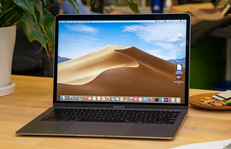 New apple macbook air update
