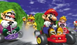 Mario Kart 64 Is Available On The Wii U Virtual Console