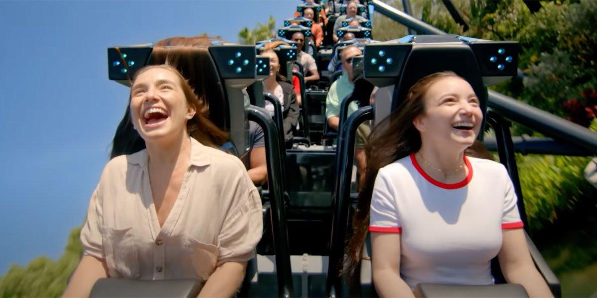 Universal's Ride POV