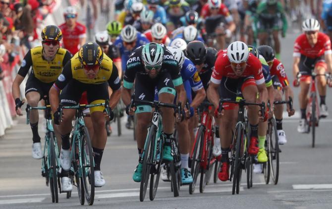 Here comes Dylan Groenewegen (LottoNL-Jumbo)