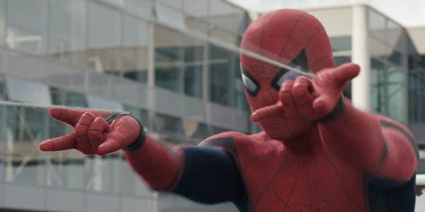 Spider-Man Homecoming Civil War