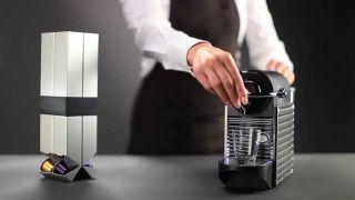 descaling Nespresso machine