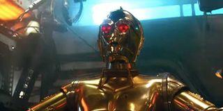 C3PO in Star Wars: The Rise of Skywalker