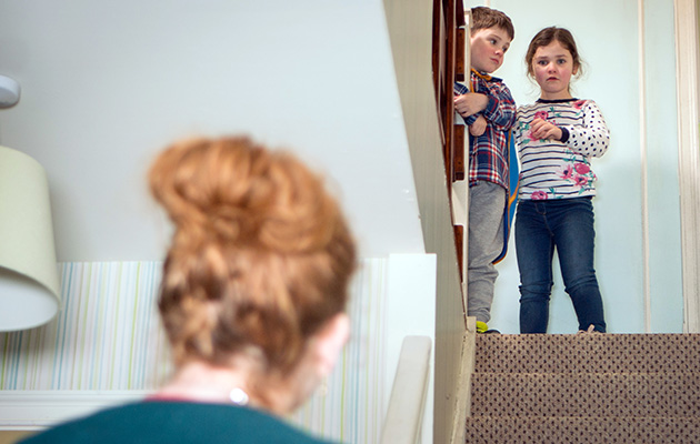Fiz feels awful when she catches Hope about to push Joseph down the stairs