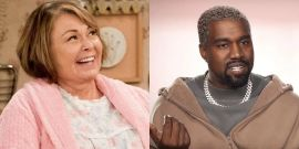 Roseanne Barr Thirsty For Kanye West Now He's On His Way To Being Single After Kim Kardashian Split
