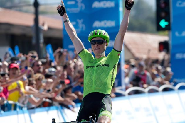 Ben King will want to generate success at 2017 Ardennes Classic with new team Dimension Data