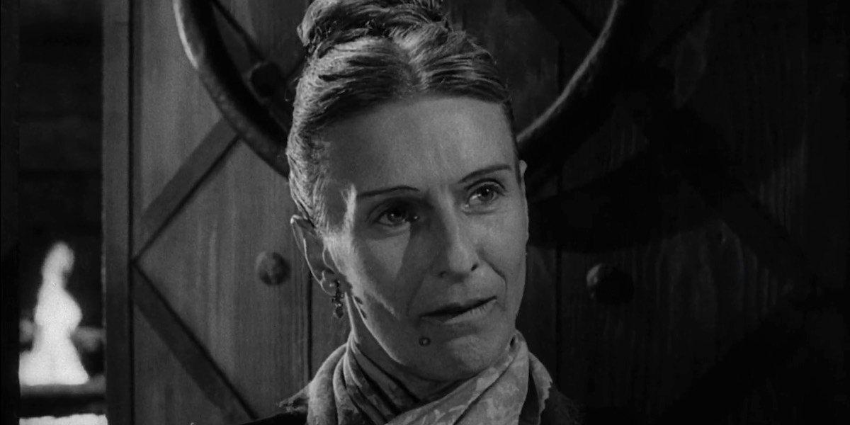 Cloris Leachman in Young Frankenstein