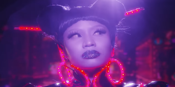 "Nicki Minaj ""Chun-Li"" Music Video"