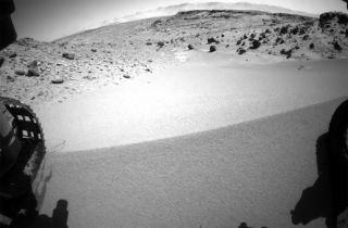 Curiosity Breaches Dune
