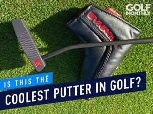 The Coolest Putter In Golf? Evnroll ER2B Gravity Grip Putter Review