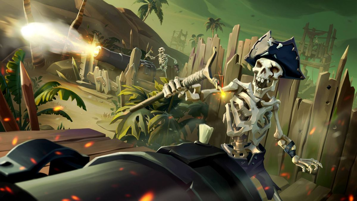 Australian Sea of Thieves players can have a real pirate band serenade them