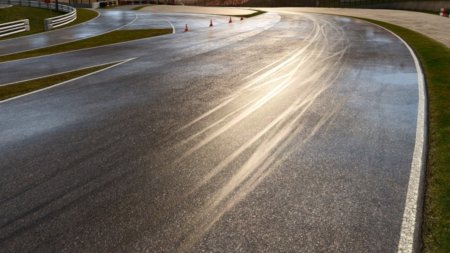 Project CARS Screenshots Show Amazing Water Effects #25646