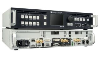 Analog Way Updates VIO 4K with Interfaces Supporting 4K60 4:4:4 and Dante