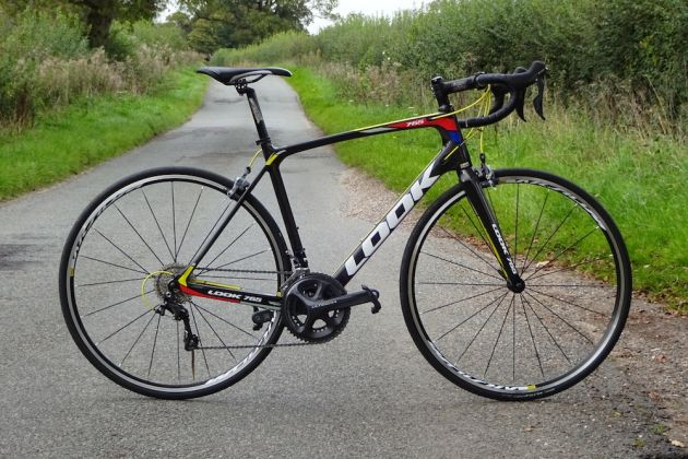 look 765 review cycling weekly