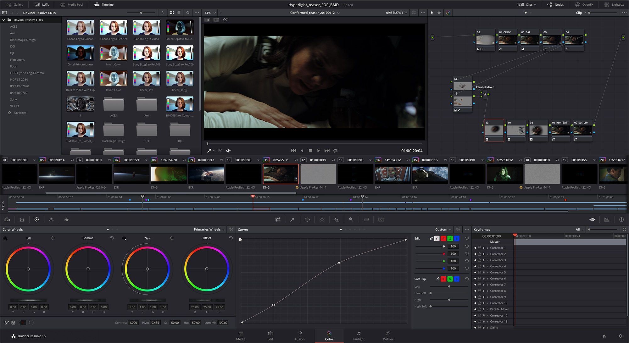 DaVinci Resolve 15 software released as a free beta