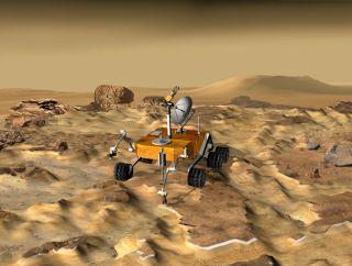 NASA Advised to Revamp Mars Plans