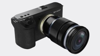 The Sharp 8K Video Camera has just been added to Sharp's website –is it set to steal the Canon EOS R5's thunder?